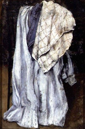 Sir Lawrence Alma-Tadema - Study of Drapery