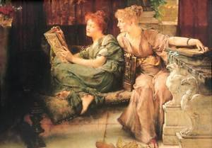 Sir Lawrence Alma-Tadema - Comparisons