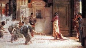 Sir Lawrence Alma-Tadema - Caracalla