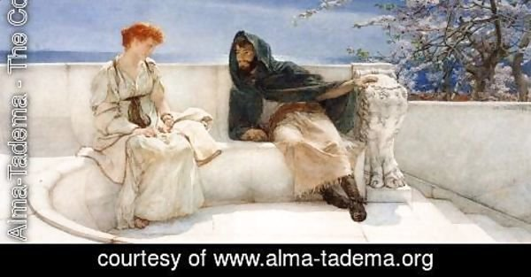 Sir Lawrence Alma-Tadema - A Declaration
