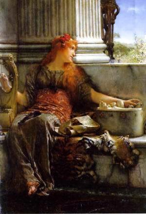 Sir Lawrence Alma-Tadema - Poetry