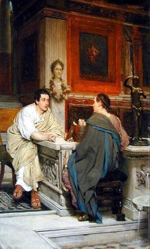 Sir Lawrence Alma-Tadema - Discussion
