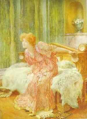 Sir Lawrence Alma-Tadema - Nobody Asked You, Sir She Said