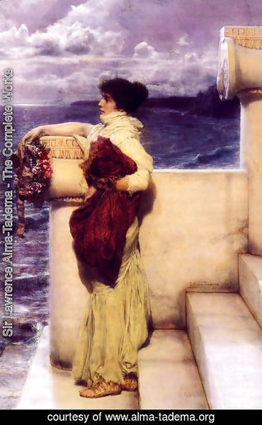 Sir Lawrence Alma-Tadema - Hero