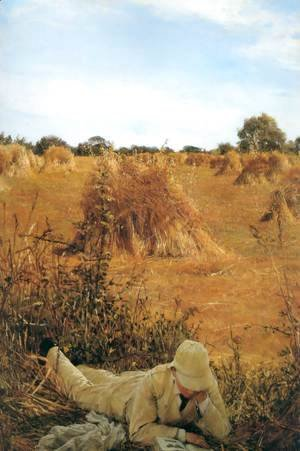 Sir Lawrence Alma-Tadema - Ninety Four In The Shade 1876