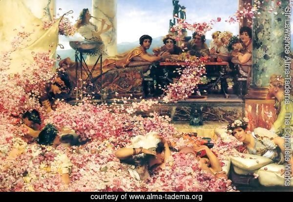 The Roses of Heliogabalus, 1888
